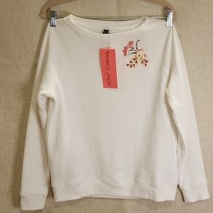 Betsey Johnson Pull Over Top NWT